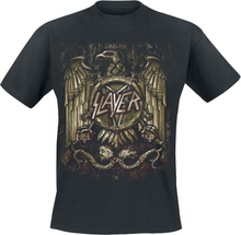Slayer - Chthonic Eagle -T-skjorte - svart