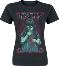 Bring Me The Horizon - My Little Devil -T-skjorte - svart
