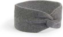 Stirnband aus 100% PREMIUM KASCHMIR Peter Hahn Cashmere grau