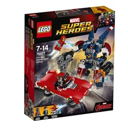 LEGO Super Heroes Iron Man: Detroit Steels angreb 76077 - wupti.com