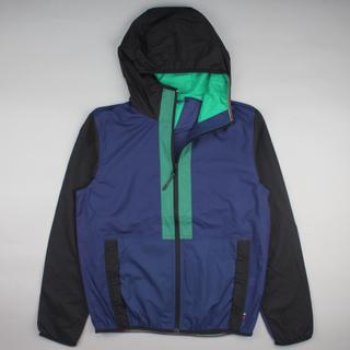 Paul Smith Jacket Hooded Navy/Green