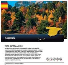TOPO Spanien v6 PRO Garmin microSD™/SD™-kort