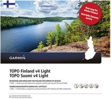 TOPO Finland v4 Light Garmin microSD™-/SD™-kort