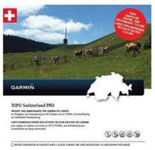 TOPO Schweiz PRO Garmin microSD™/SD™ card