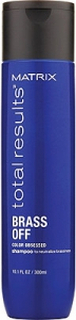 Matrix Total Results Color Obsessed Brass Off Shampoo 300ml