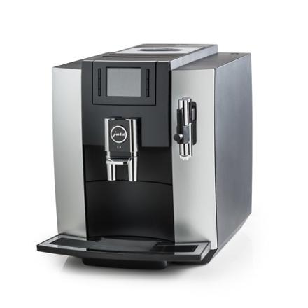 Jura E8 Espressomaskin Platin