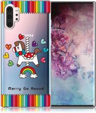 Deco Samsung Galaxy Note 10 Pro case - Merry-go-round
