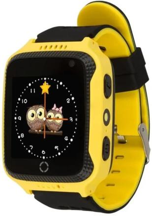 Q529 Smartklocka för barn med GPS - Gul