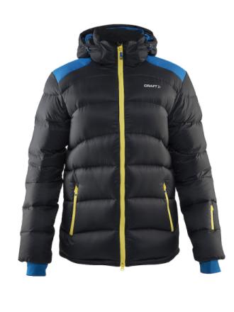 Craft Ski Team Down Jacket Black - Utförsäljning