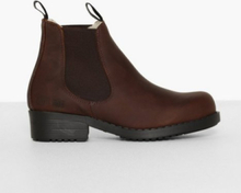 Johnny Bulls Chelsea Lined Boot Brun