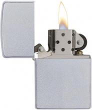 Zippo Satin Chrome - Lighter - Krom