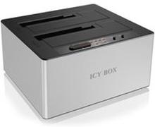 IcyBox IB-121CL-6G 2,5'' oraz 3,5'' HDD