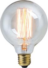 Dekorationslampa Glob Ø95mm E27