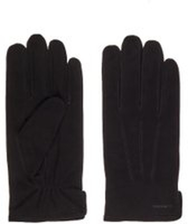 J.LINDEBERG Sono Suede Gloves Man Svart
