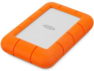 LaCie Rugged Mini 2,5 4TB USB3.0 Shock rain resistant