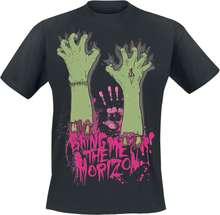 Bring Me The Horizon - Severed Hands -T-skjorte - svart