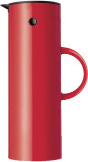 Stelton termoskanna 1 liter - flera färger Röd Stelton