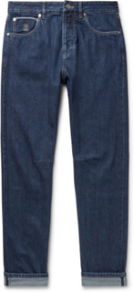 Brunello Cucinelli - Selvedge Denim Jeans - Blue - XXL,Brunello Cucinelli - Selvedge Denim Jeans - Blue - XL,Brunello Cucinelli - Selvedge Denim Jeans - Blue - XXXL,Brunello Cucinelli - Selvedge Denim Jeans - Blue - M,Brunello Cucinelli - Selvedge Denim J