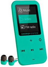 "MP4 Player Energy System 426430 1,8 ""8 GB Mint"