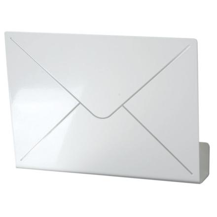 Brevhylla Letter Vit maze