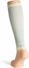 Funq Wear Compression Calf Sleeves Yoga Yellow