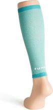 Funq Wear Compression Calf Sleeves Gymnasic Green
