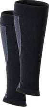 CS6 Kompressionsstrumpor Calf Sleeves Vadstrumpor Svart