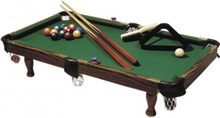 Buffalo Mini poolbord Explorer de Luxe