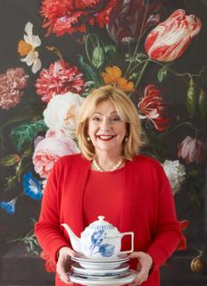 Janny van der Heijden Tulip Ornament bordløbere