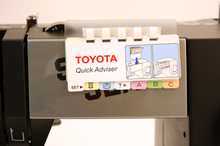 Toyota SUPERJ15PE symaskine