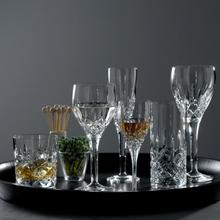 Royal Doulton Highclere whiskeyglas - sæt med 4