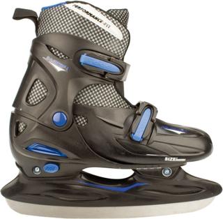 Nijdam Ishockey skøjter Størrelse 30-33 3024-ZWB-30-33