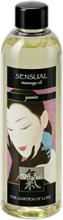 Shiatsu - Sensuell massageolja med jasmin 250 ml.