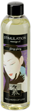 Shiatsu - Stimulation massageolja med ylangylang 250 ml.