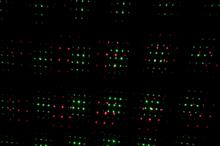 Kunstsmide Jul LED laser