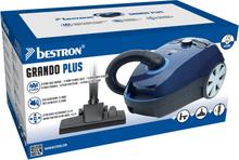 Bestron ABG750BBE Grando Plus støvsuger blå