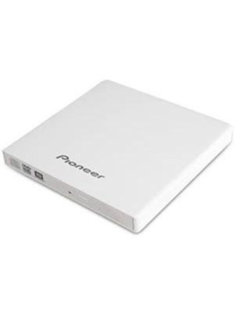 DVR-XU01 - DVD-RW (Brænder) - USB 2.0 - Hvid
