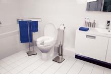 Vitility Toilet riser EZ Soft