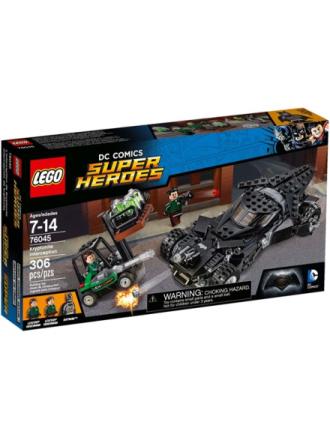 DC Comics Super Heroes Kryptonite Interception - 76045 - Proshop