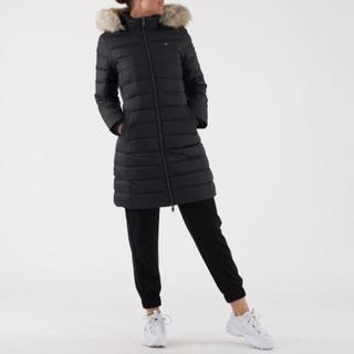 Tjw essential hooded down coat