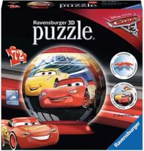 Puzzle Ball Cars 72st Puzzle 3D