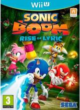Sonic Boom: Rise of Lyric - Nintendo Wii U - Action