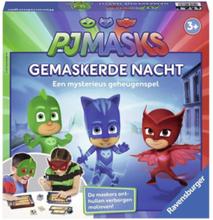 PJ Masks Masked Night Memory Game