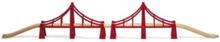 World - Double Suspension Bridge