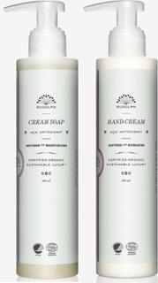 Rudolph Care Acai Hand Cream & Cream Soap Duo Pack, 2x200ml.