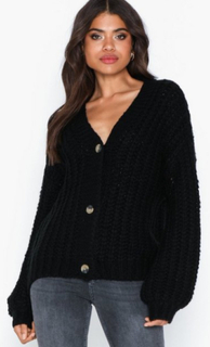 Noisy May Nmsteve L/S Knit Cardigan Noos Cardigans