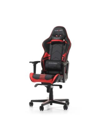 RACING PRO R131-NR Krzes?o gamingowe - Czarno-czerwony - Skóra PU - Do 115 kg