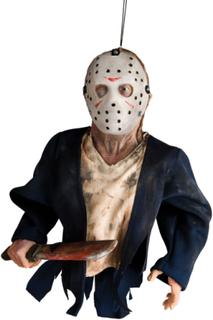 Hängande dekoration av Jason från Fredagen 13 till Halloween One-size