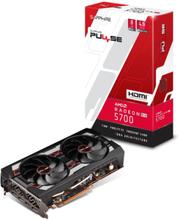 AMD Radeon RX 5700 Pulse OC - 8GB GDDR6 SDRAM - Grafikkort