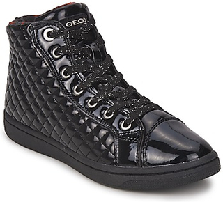 Geox Höga sneakers CREAMY JUZ Geox